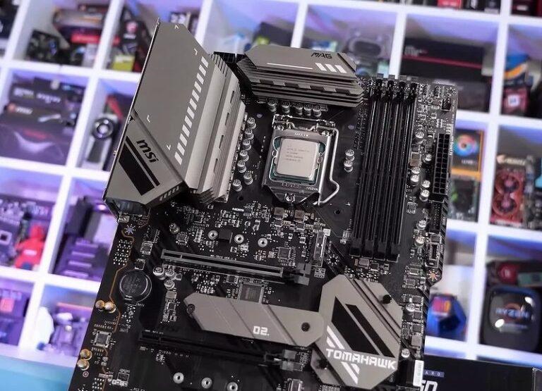 Новейшие процессоры Intel работают вдвое медленнее на дешевых материнских платах