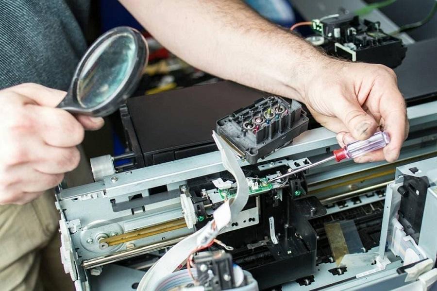 Почему ремонт принтера стоит доверить профессионалам