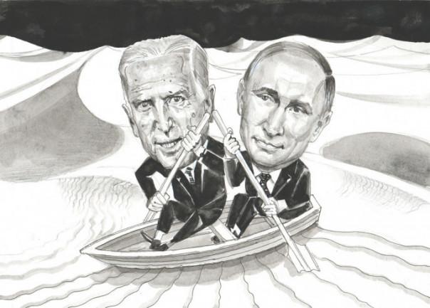 Двое в лодке, исключая собаку. Александр Проханов