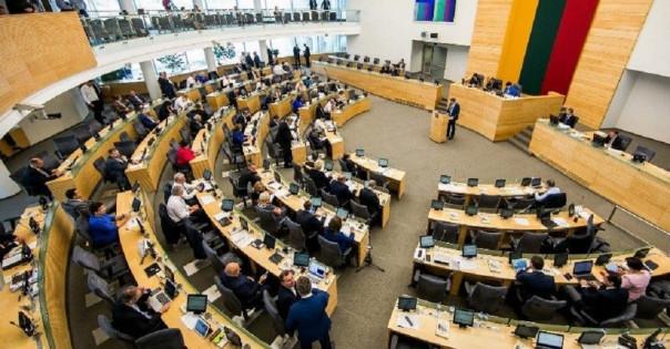 Литва снова требует от Москвы «компенсировать ущерб» за время нахождения в составе СССР