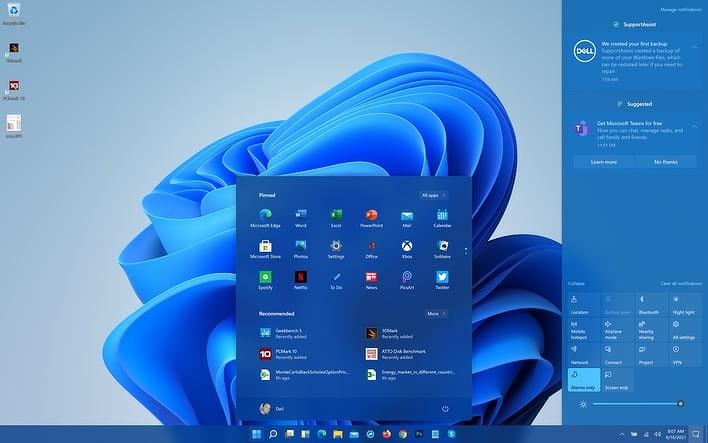 У новой Windows 11 серьезные проблемы. Она замедляет работу мощных современных ноутбуков