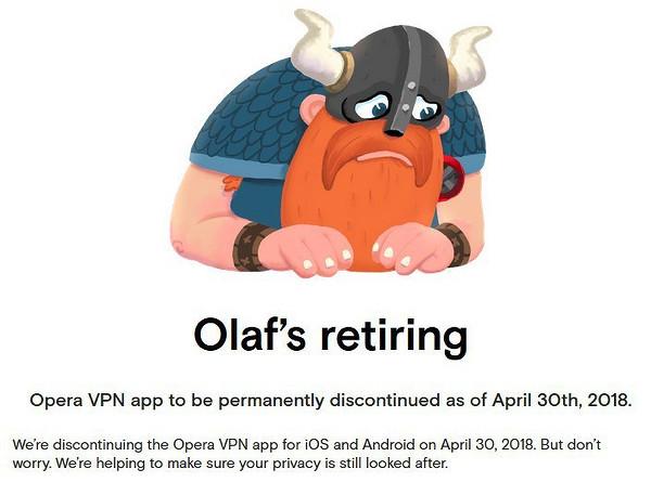 В России начались блокировки VPN. Первые жертвы — Opera VPN и VyprVPN