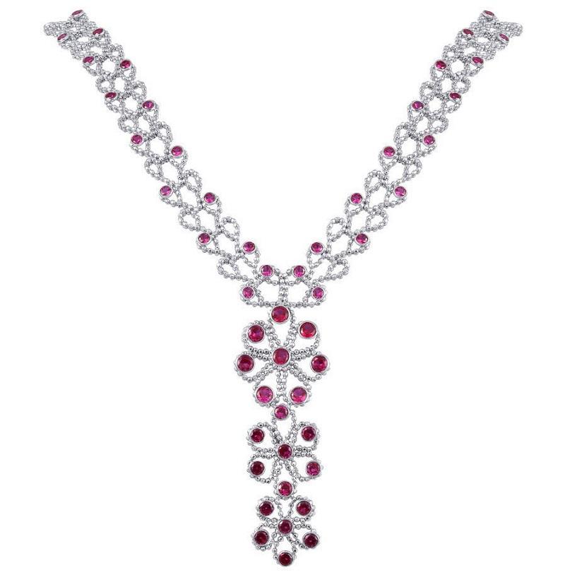 Виды ювелирных изделий из серебра