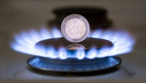 Цена на газ Европе взлетела до $464 за тысячу кубометров