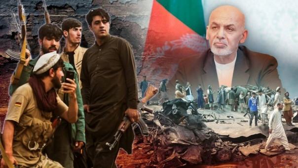 Курс на легализацию: чем грозит победа «Талибана» соседям Афганистана. Colonel Cassad