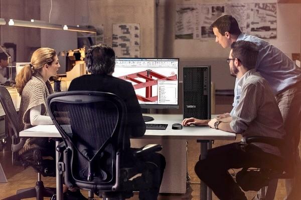 Lenovo представляет новые настольные рабочие станции ThinkStation P350. Цены