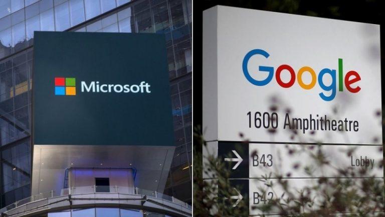 Microsoft и Google на пороге войны. Шестилетнее перемирие между ними закончилось