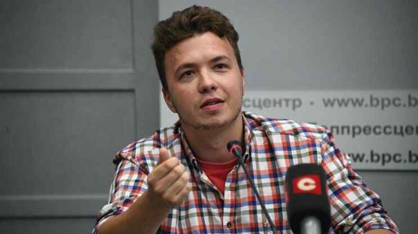 Протасевич рассказал о домашнем аресте