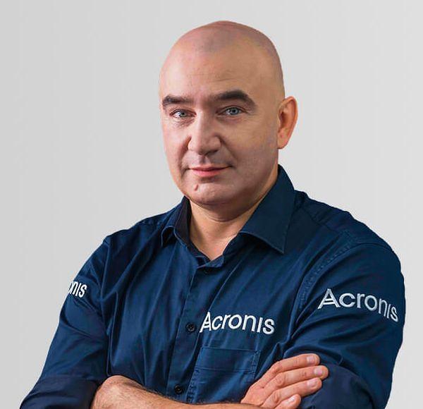 Сергей Белоусов больше не гендиректор Acronis