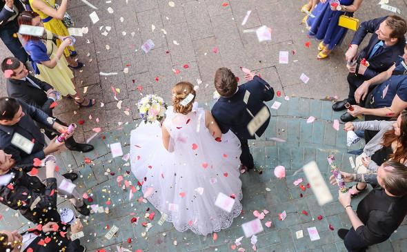 В России отменили обязательный штамп в паспорте о браке