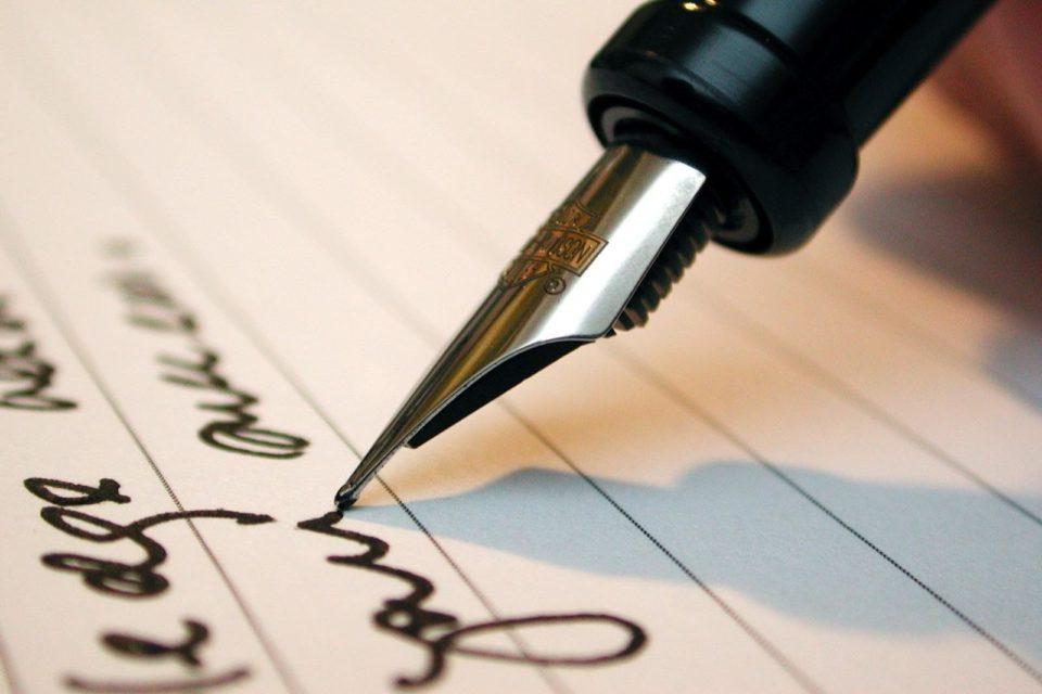 Синонимы к слову «написать»: способы и правила применения