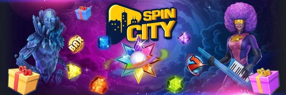Казино Спин Сити: игра на реальные деньги