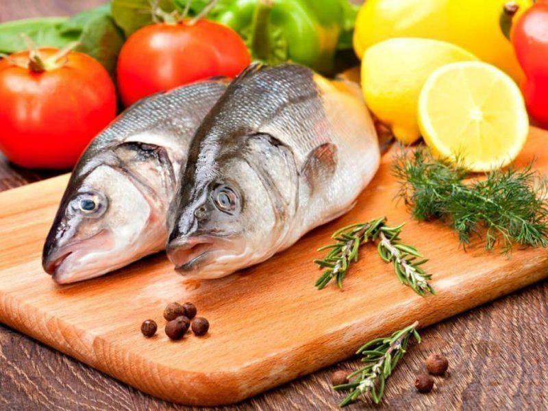 Рыба с доставкой на дом
